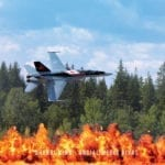 Wall of Fire — CF18