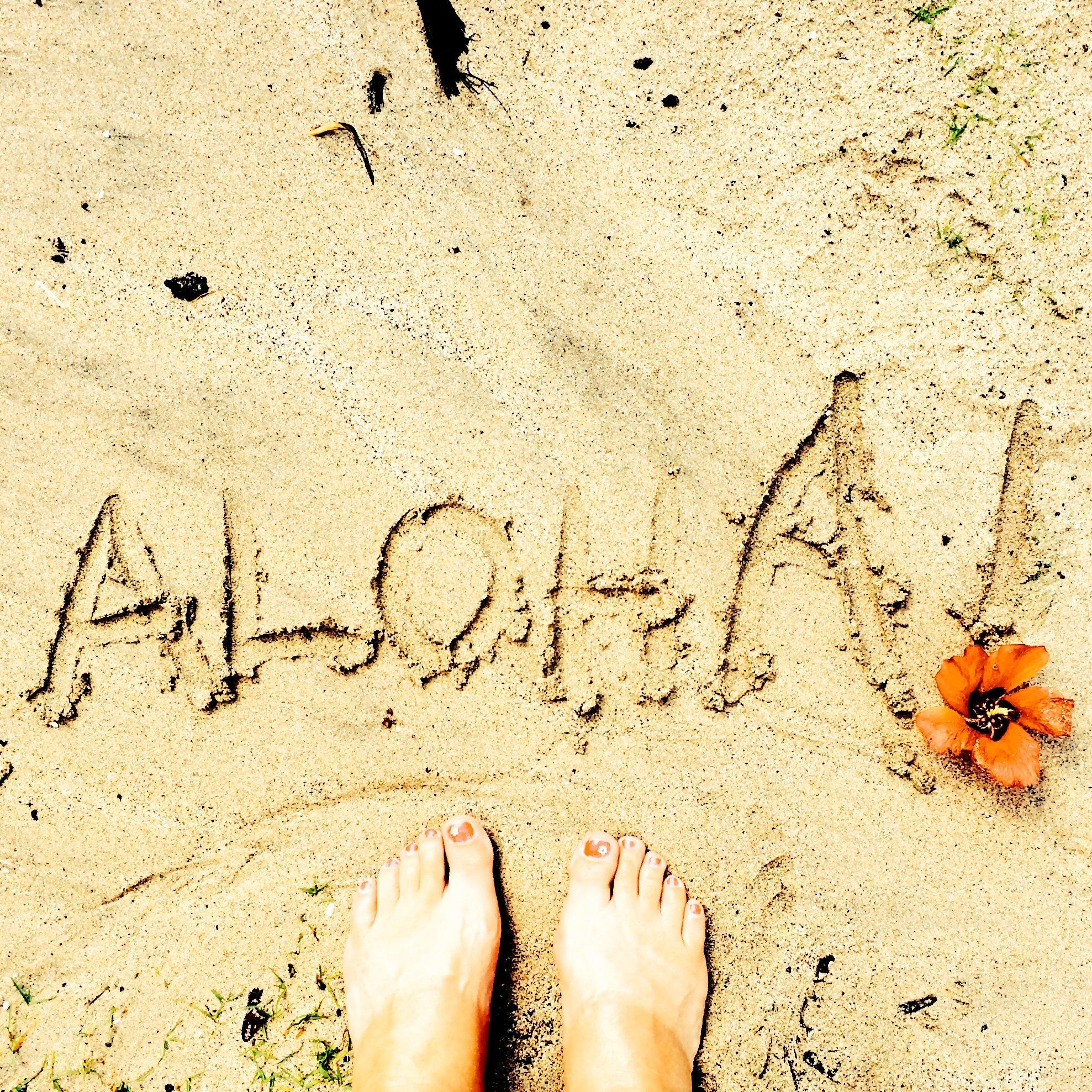 Aloha Kona Hawaii