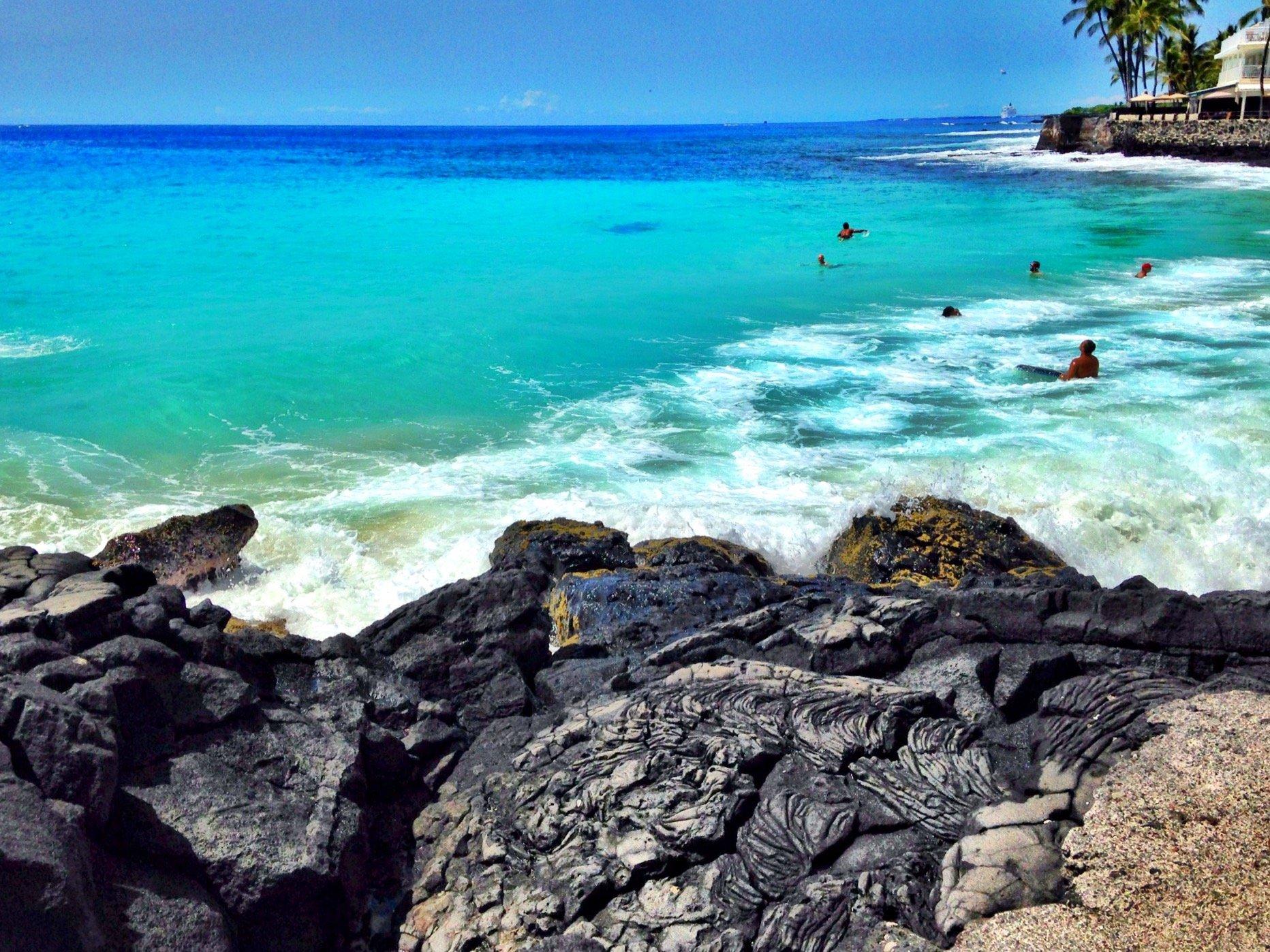 Kona, The Big Island Hawaii