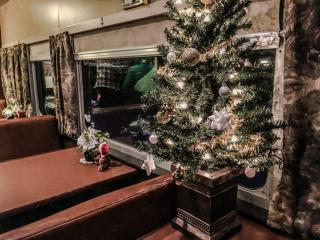 Kamloops Heritage Railway Christmas Train