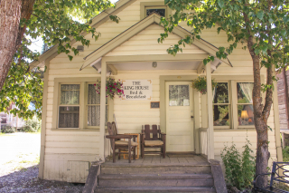 Bed and breakfast, Barkerville, BC