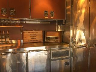 Kamloops Heritage Railway steam engine 2141, Kamloops, BC