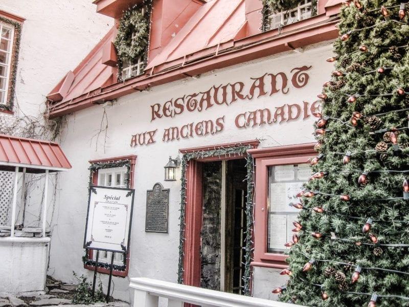 oldest restaurant in Canada
