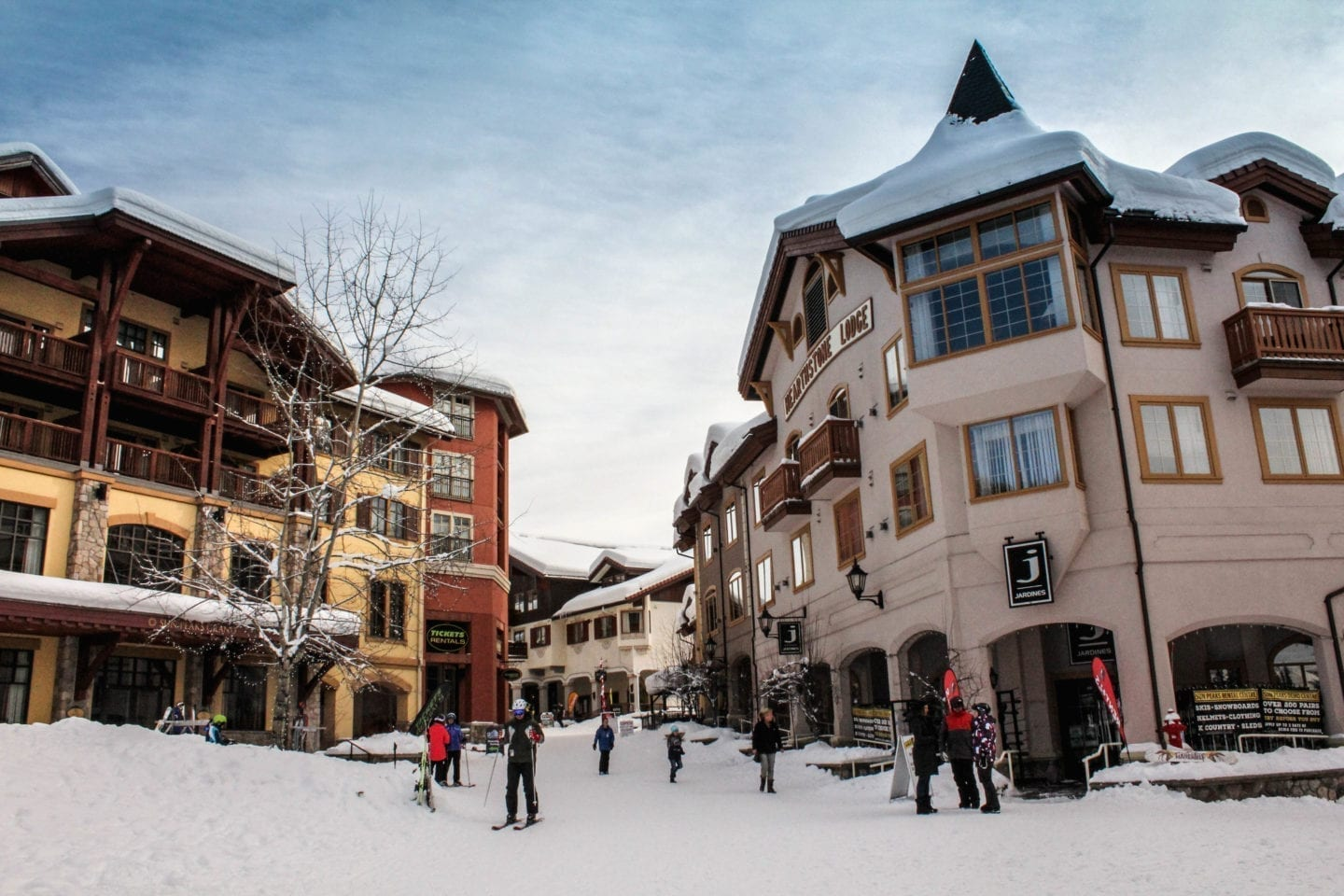 12 Things to Do at Sun Peaks Resort if You Don't Ski