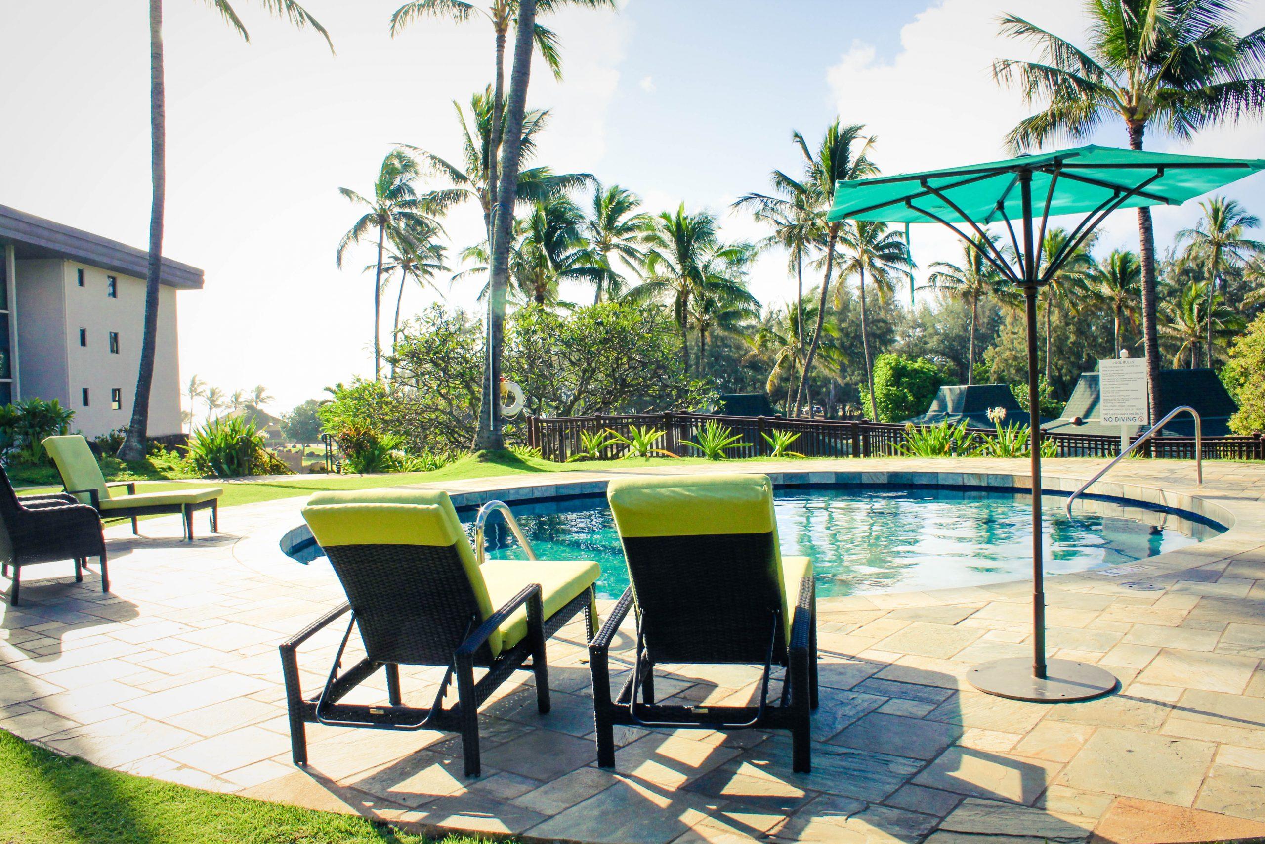 Hilton Garden Inn Kauai Cottages, Hawaii USA