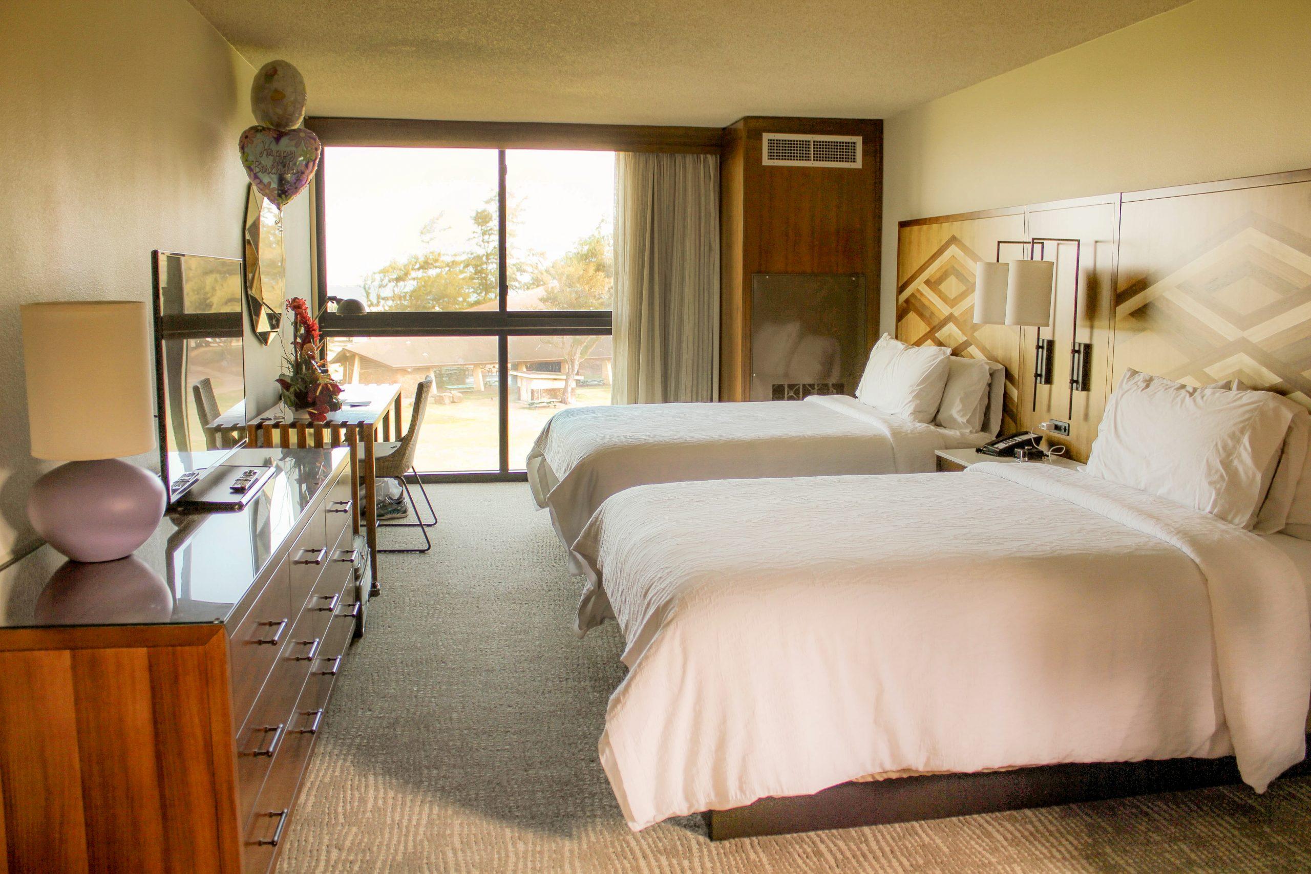 Hilton Garden Inn Junior Suite, Kauai, Hawaii USA