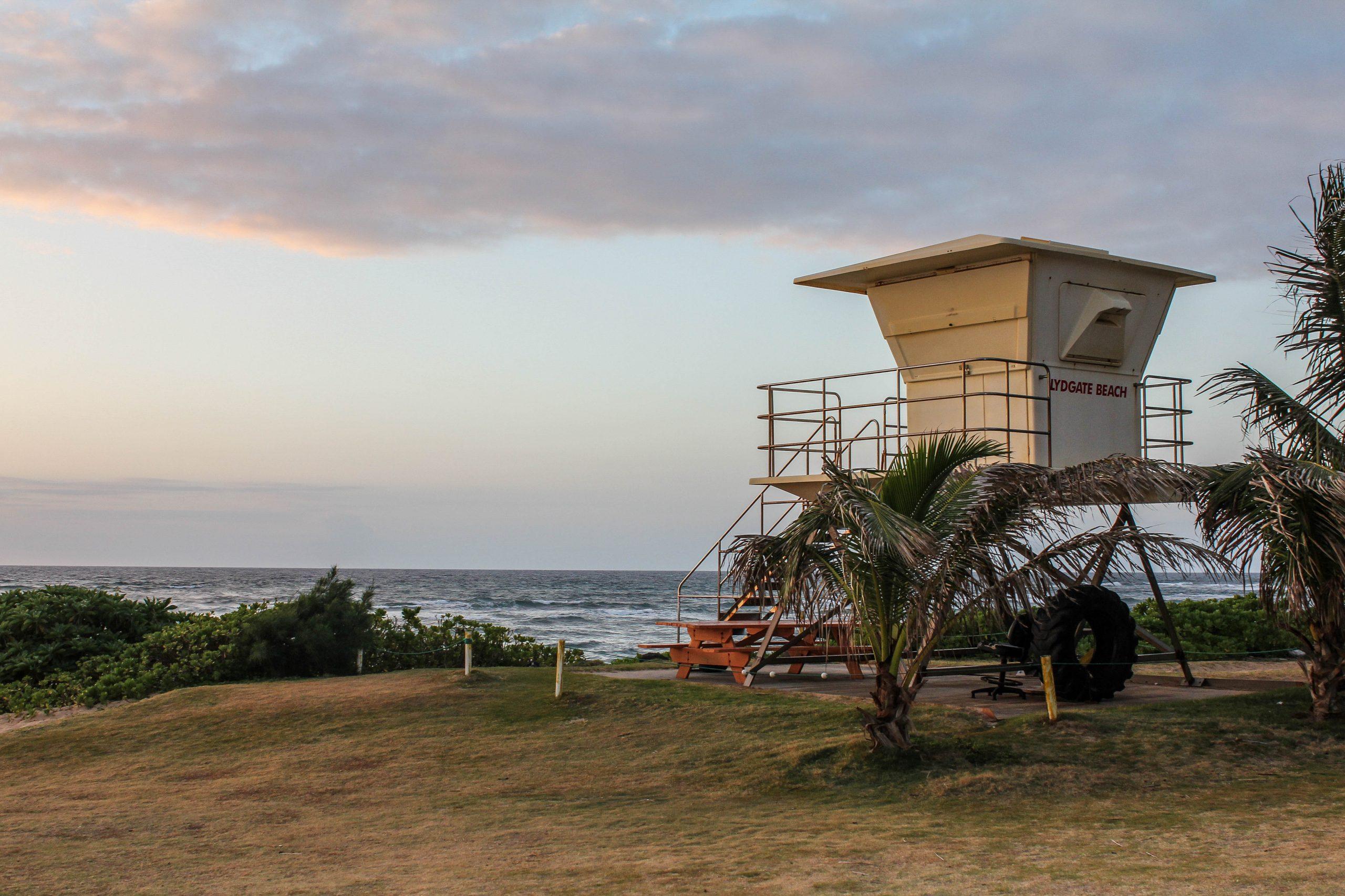 Lydgate State Park Beach, Kauai, Hawaii USA