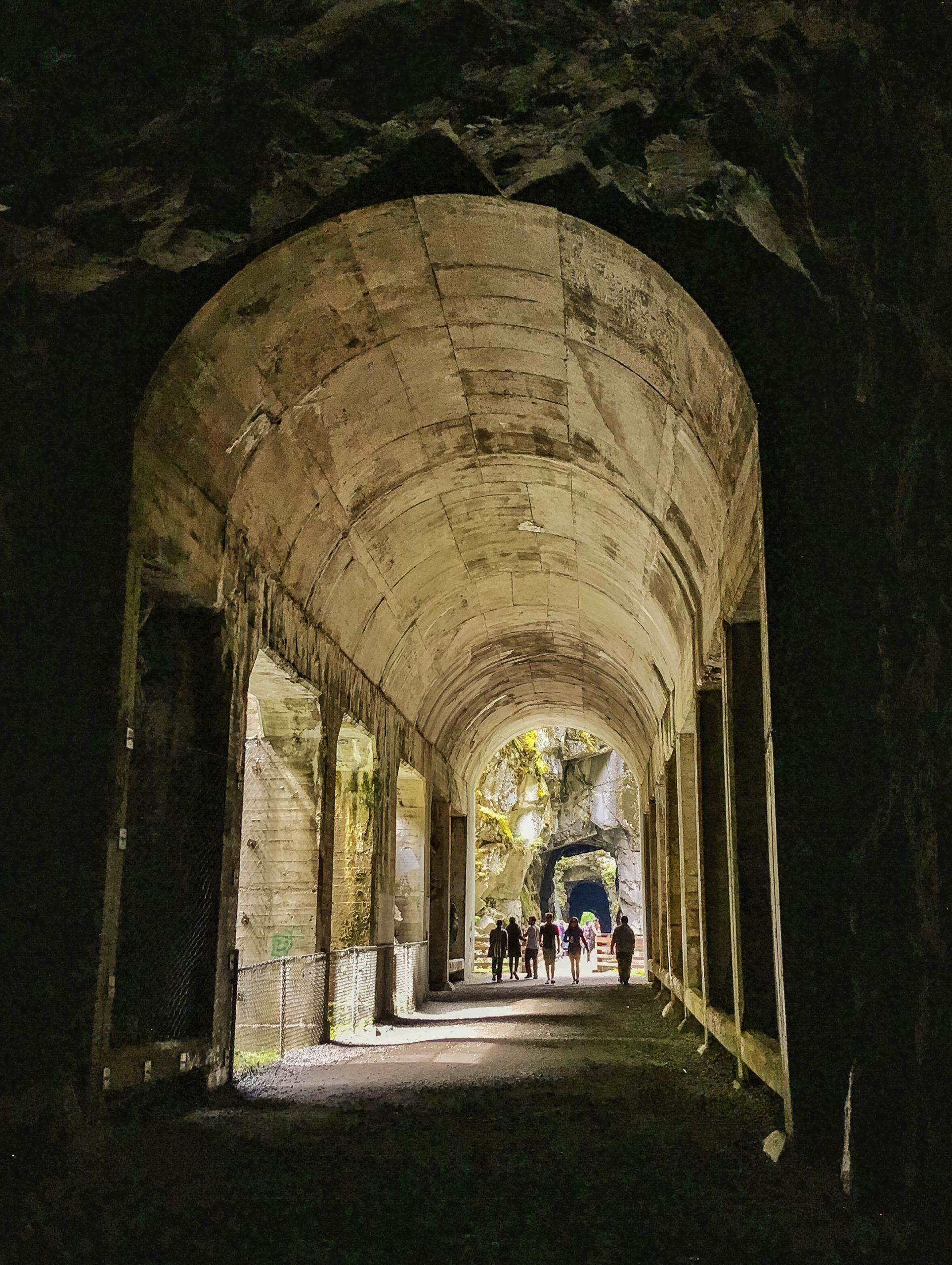 Othello Tunnels, Hope, BC Canada