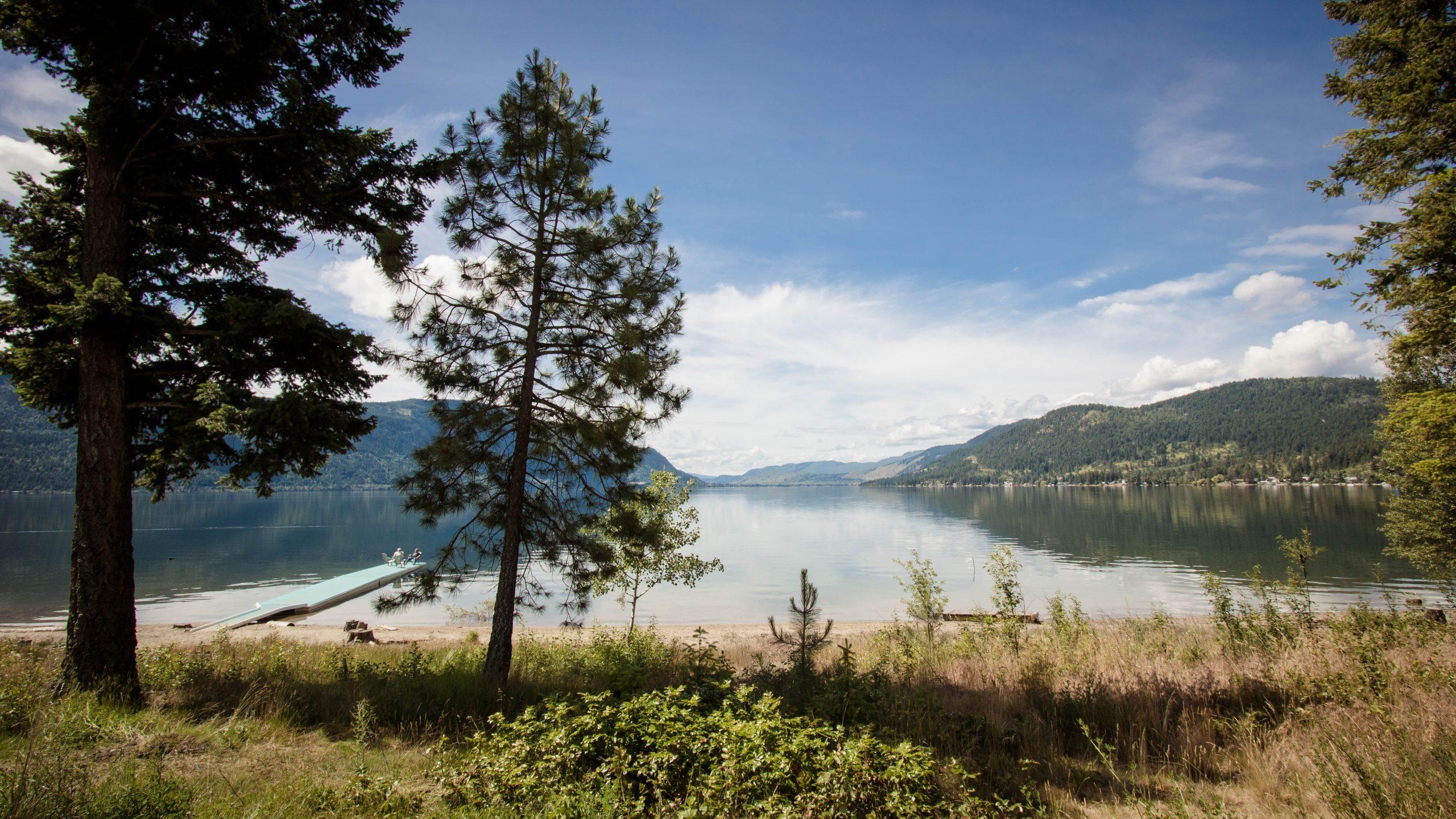 Quaaout Lodge Resort and Spa, Shuswap BC