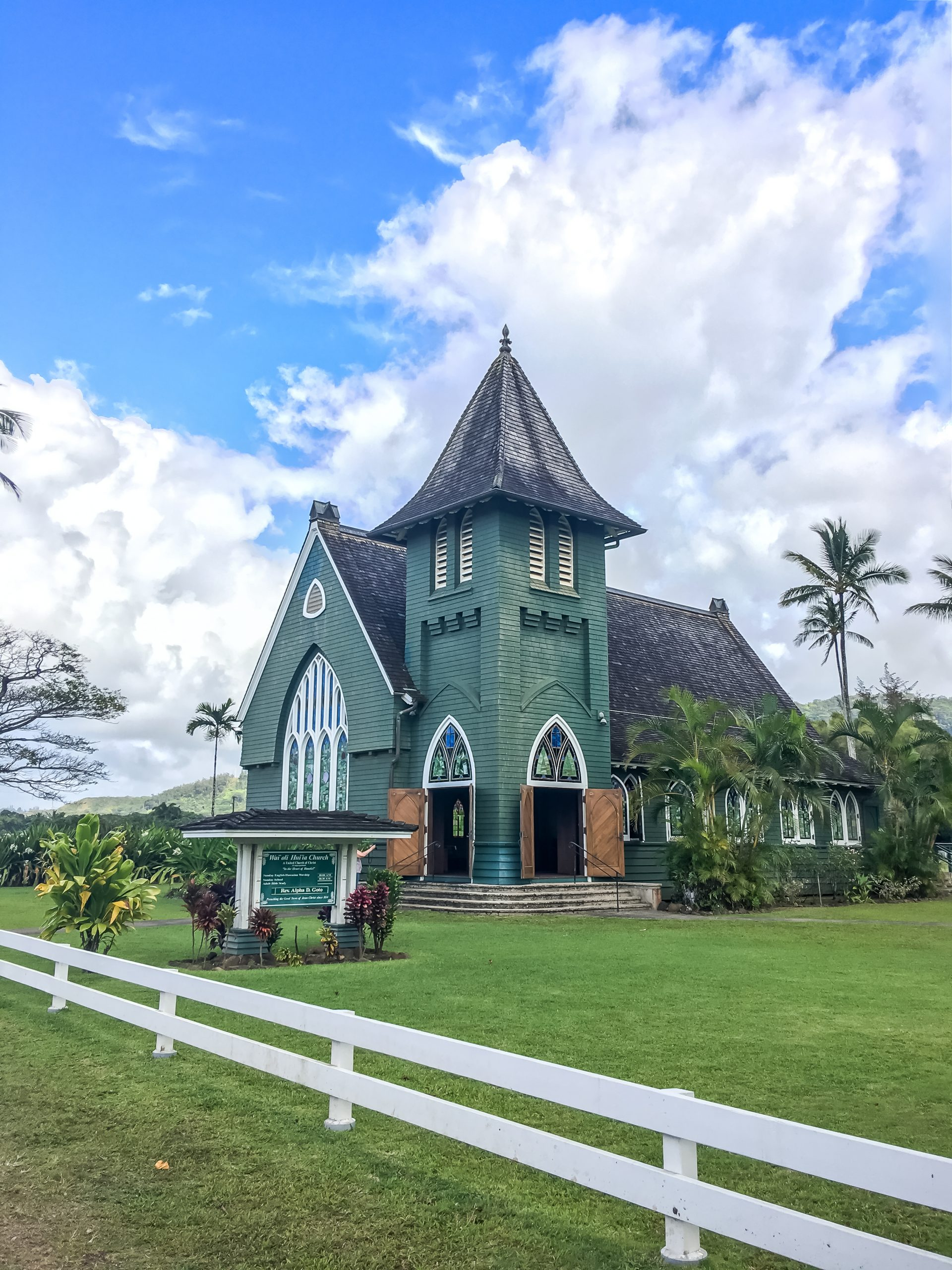 Church Kauai, Hawaii
