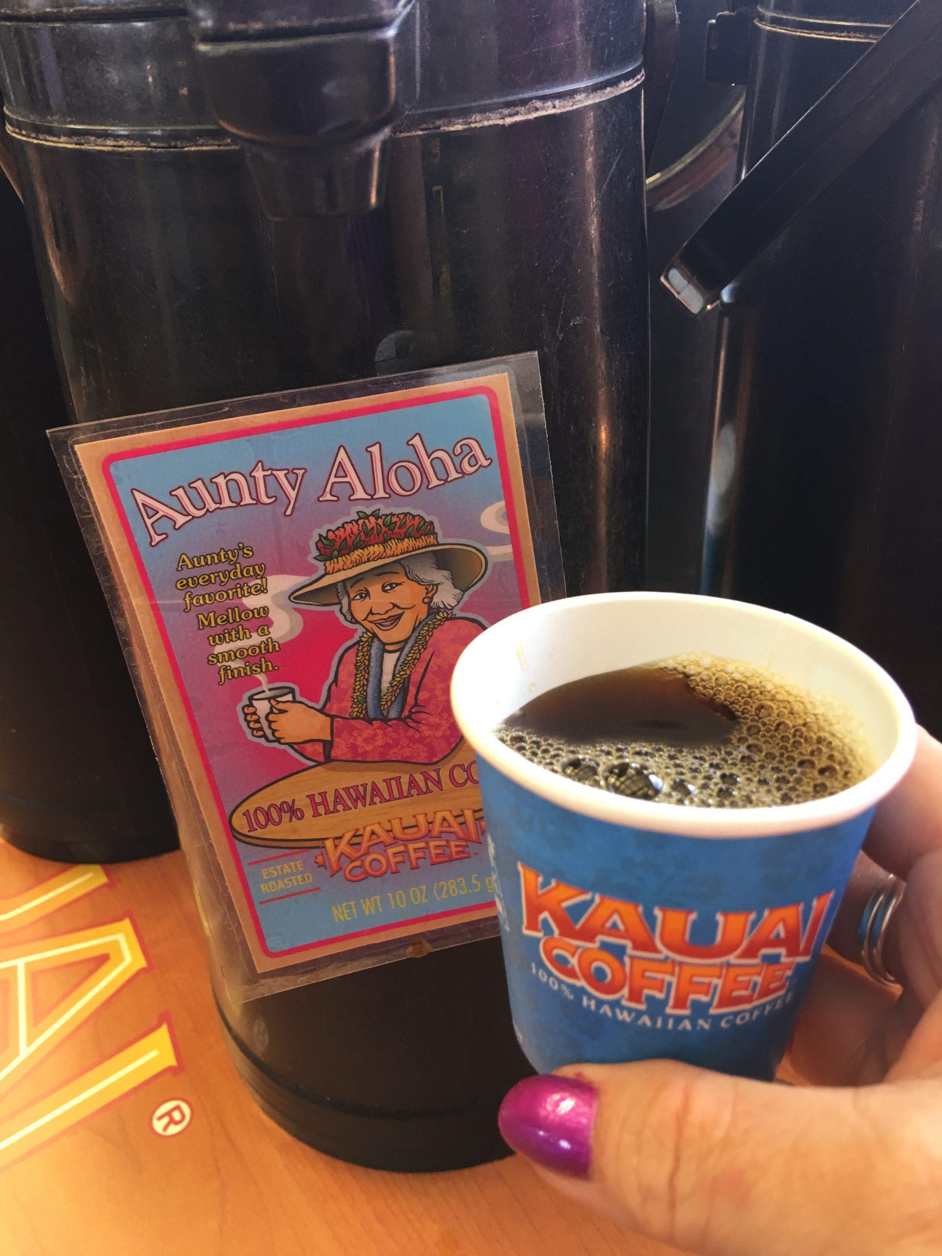 Kauai Coffee, Kauai, Hawaii