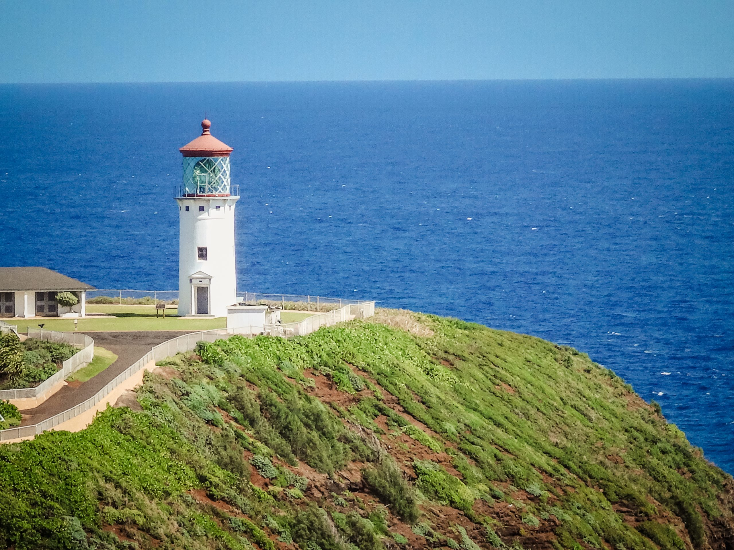 Lighthouse Kauai, Hawaii