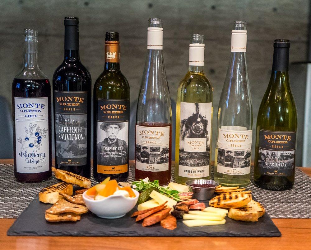 Monte Creek Winery Kamloops BC Kamloops Wine Trail