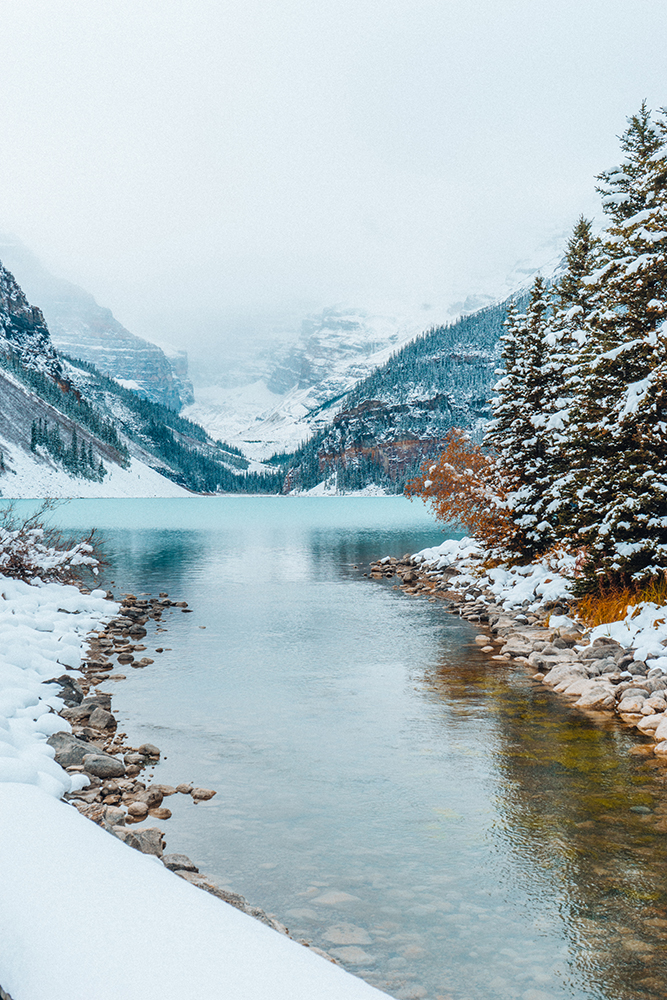 Lake Louise Alberta Banff National Park