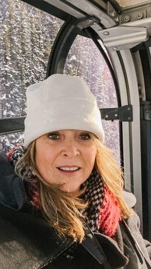 Sherri King - Banff Gondola