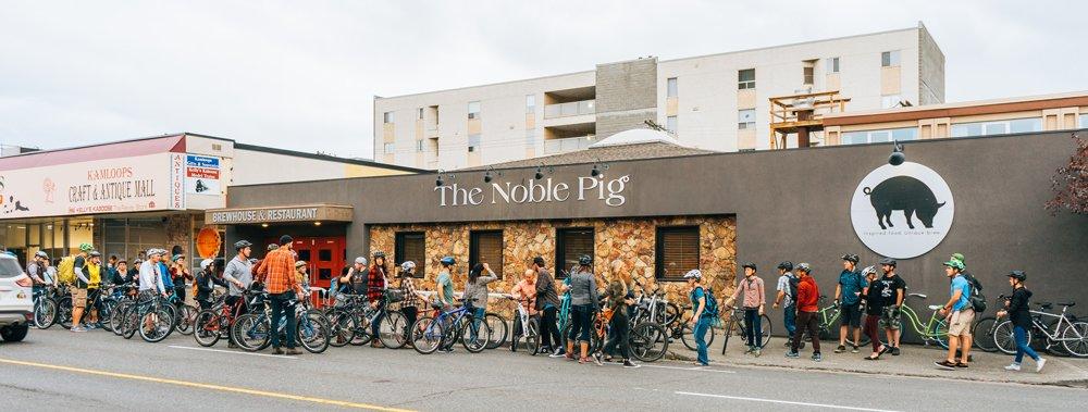The Noble Pig Kamloops, BC Brewloops