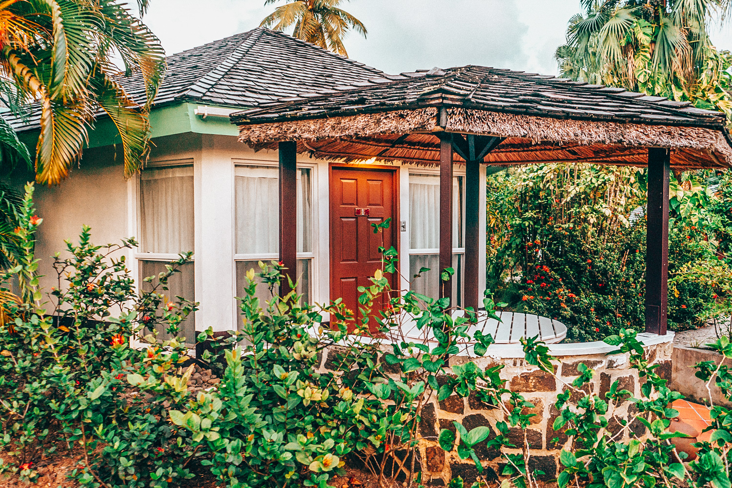 Cottage at East Winds St. Lucia