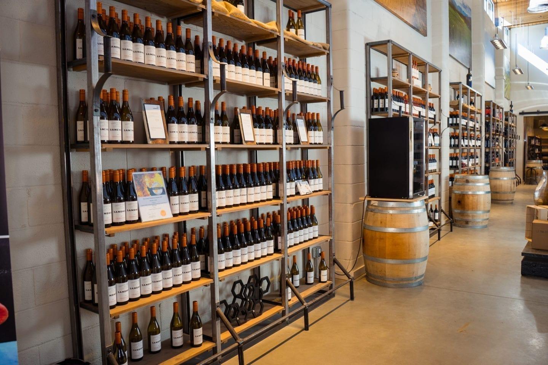 Sandhill Wines, Kelowna, BC
