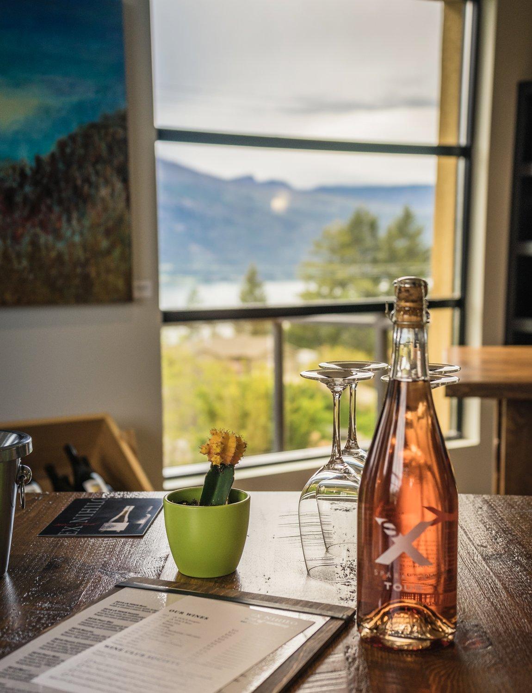 Ex Nihilo Vineyards, Lake Country, BC