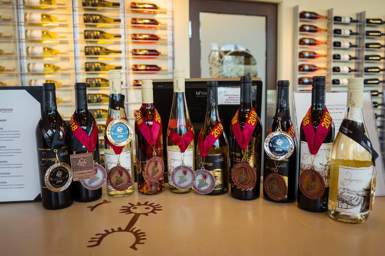 Indigenous World Winery, West Kelowna, BC