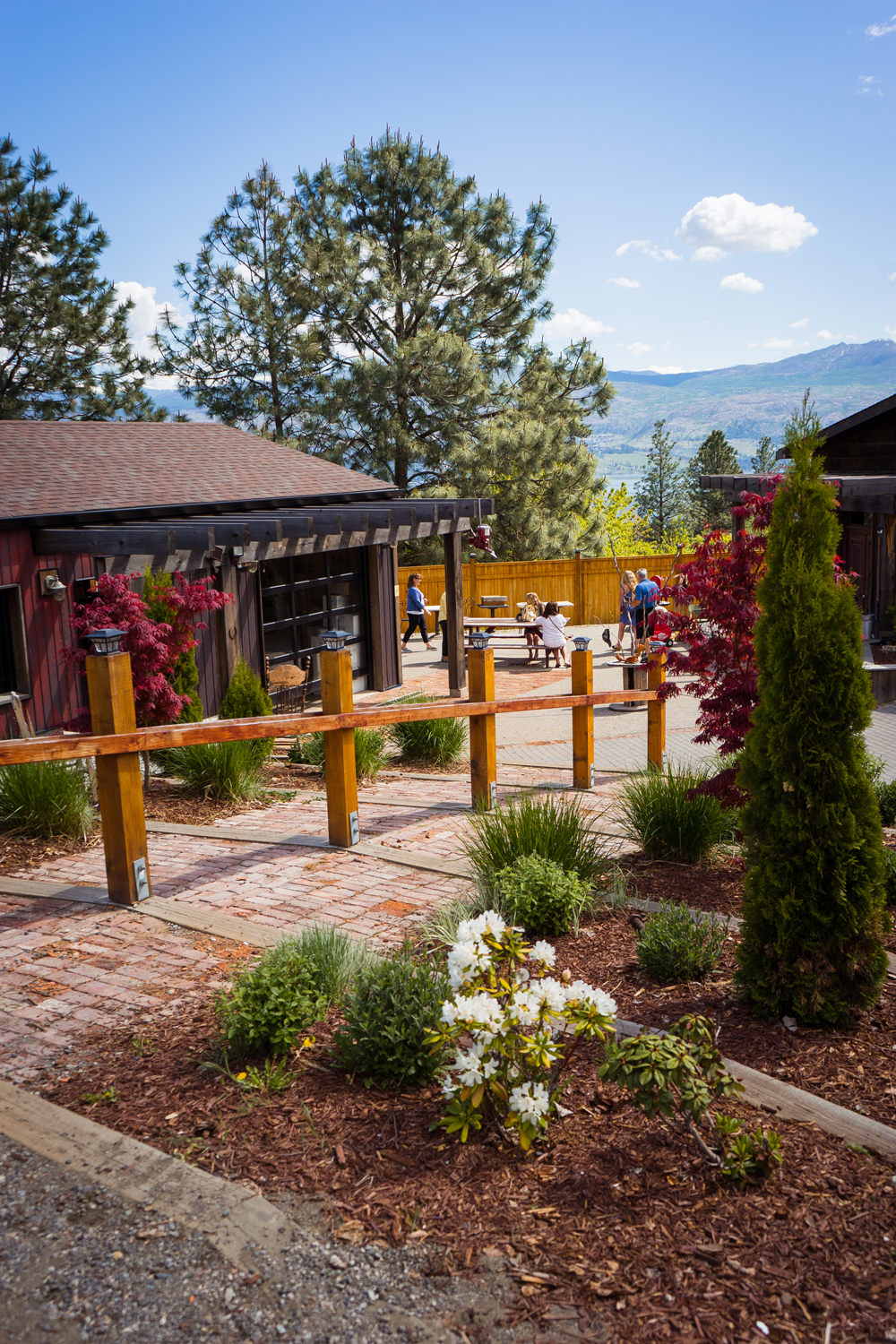 The Hatch Winery, West Kelowna, BC