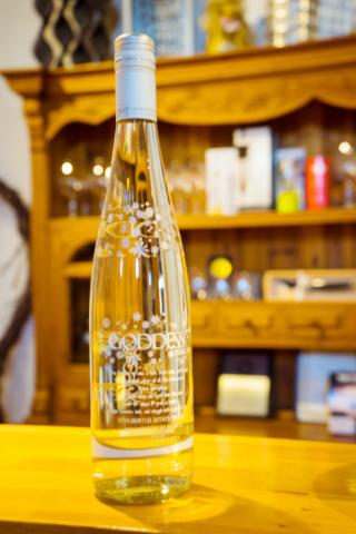 St Hubertus Winery, Goddess wine, Kelowna, BC
