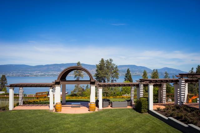 Cedar Creek Winery, Kelowna, BC