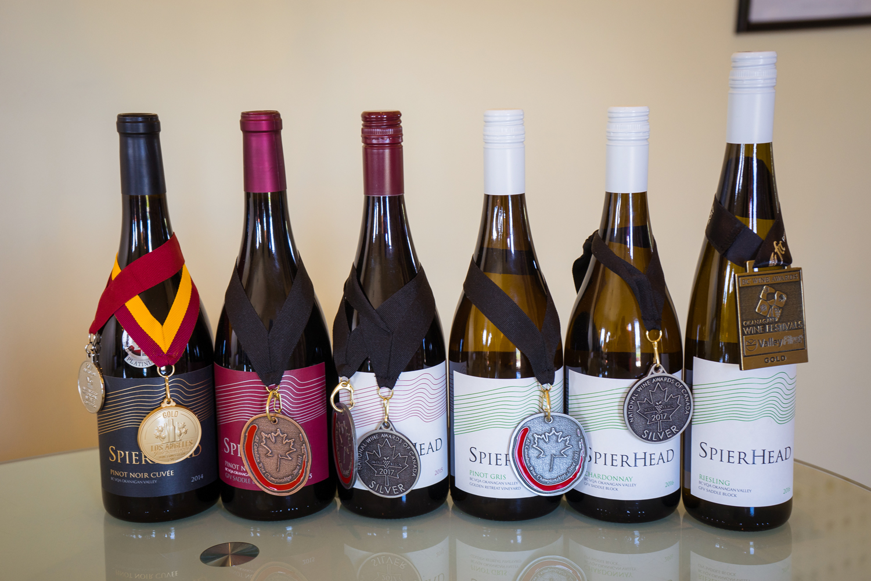 Spearhead Winery, Kelowna, BC