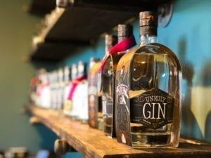 Wayward Distillation House Gin