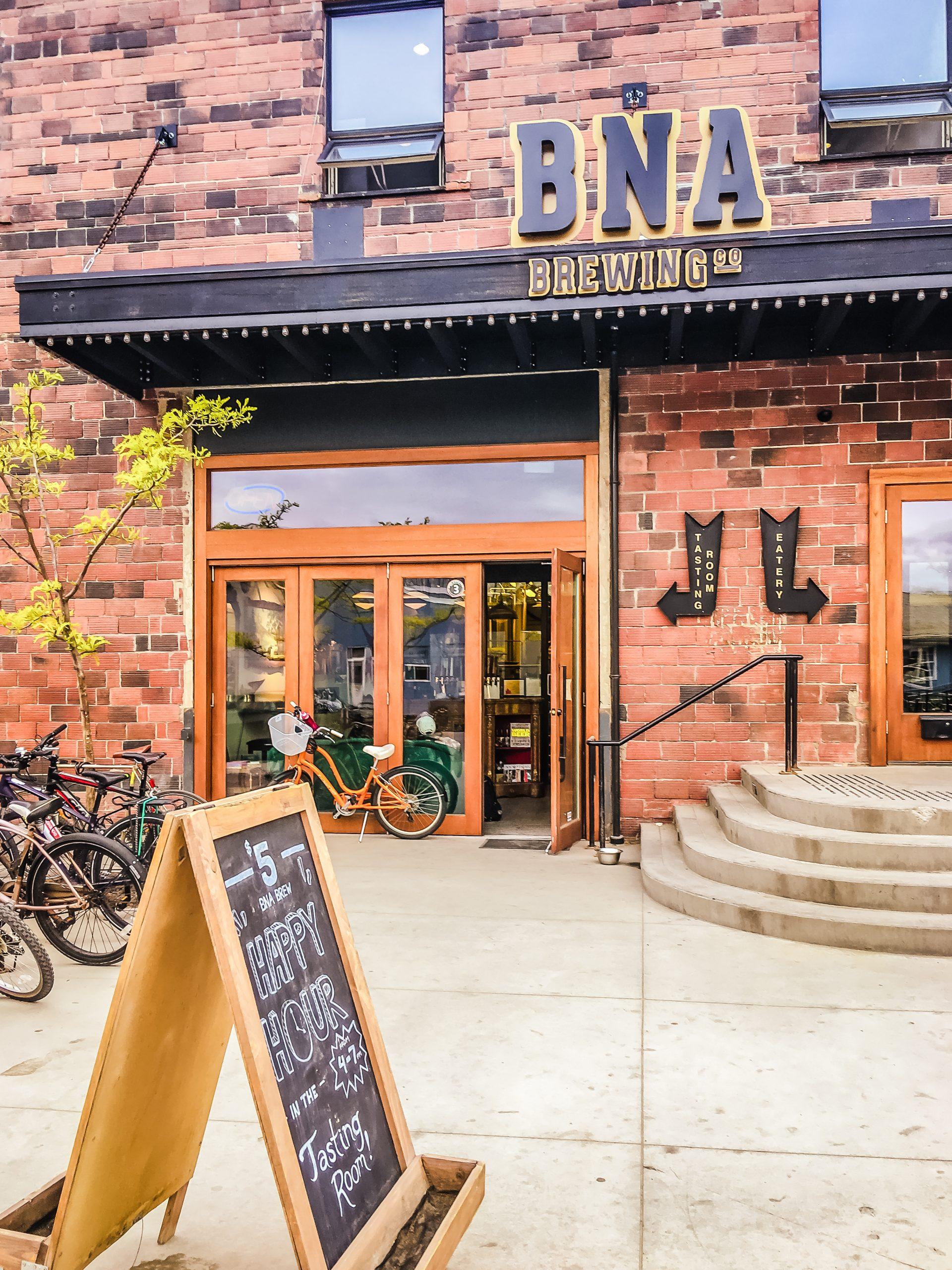 BNA Brewing, Kelowna, BC
