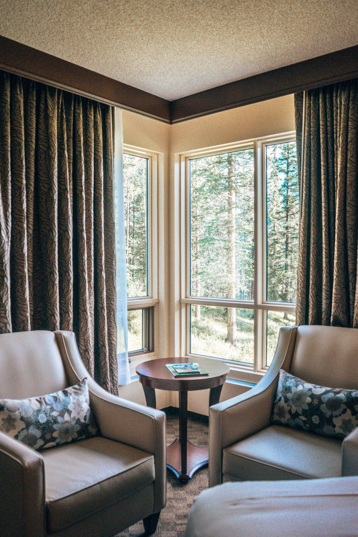 Rimrock Resort Hotel, Banff, Alberta