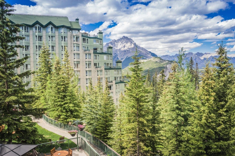 Rimrock Hotel Resort, Banff, Alberta, Canada