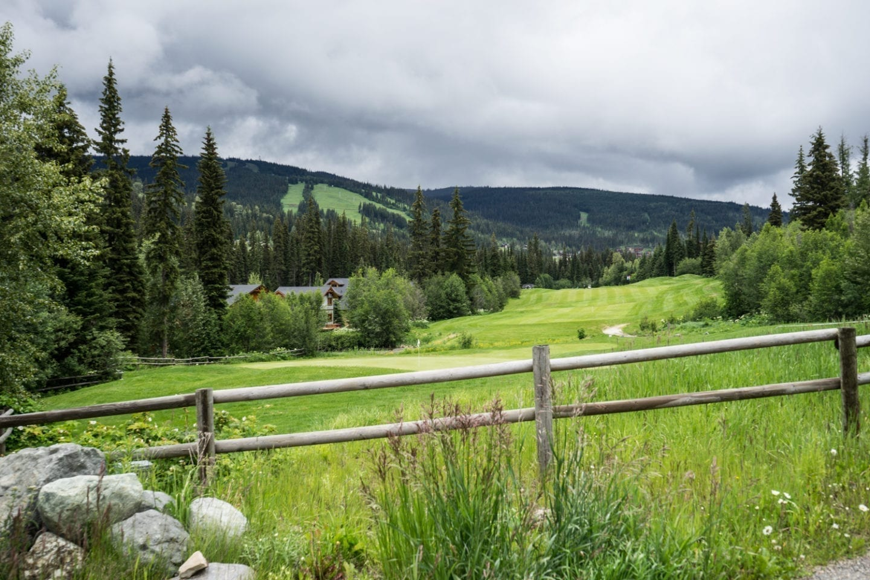 Sun Peaks Resort, BC golf course