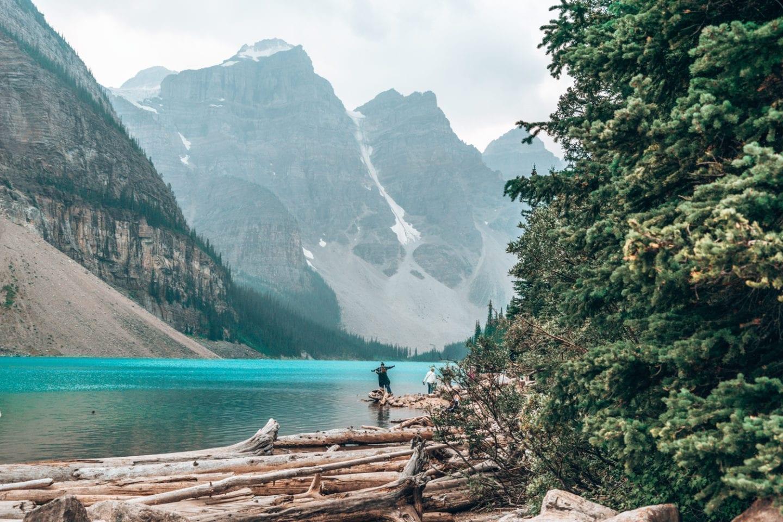 Moraine Lake, Banff Alberta