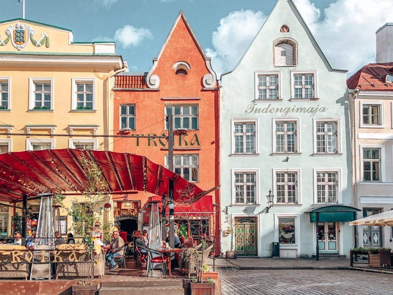 Tallinn, Estonia, Viking Homelands Cruise on the Baltic Sea, Viking Star