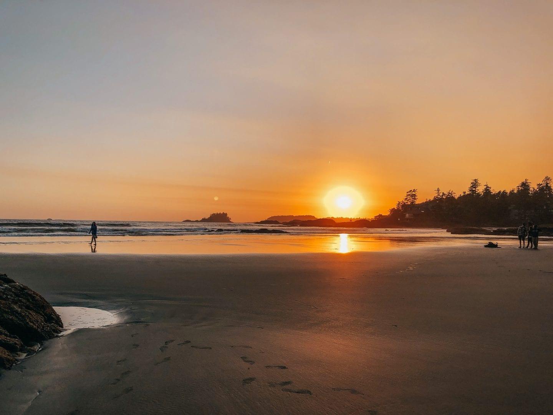Chesterman Beach, Tofino, BC Vancouver Island