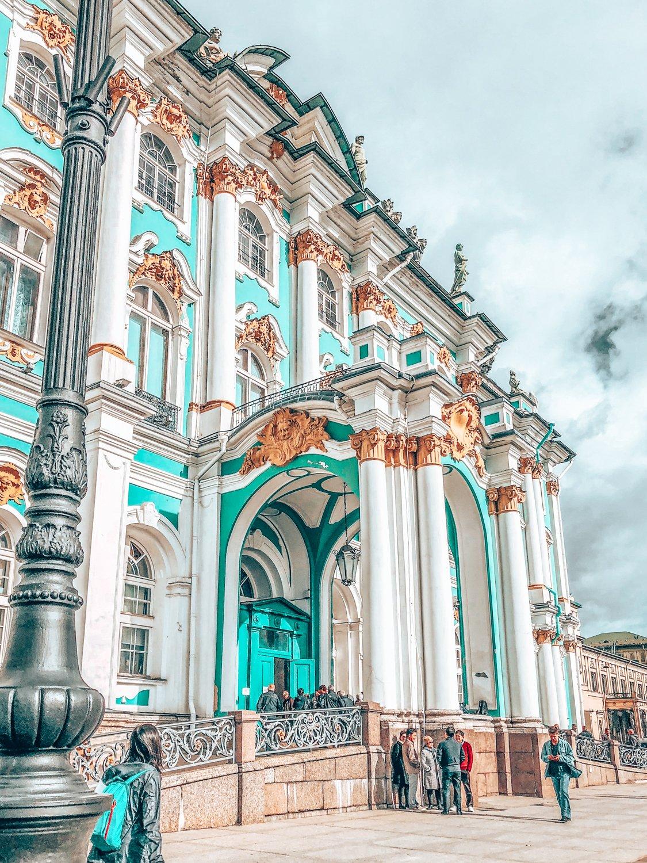 St. Petersburg, Russia, Viking Homelands Cruise on the Baltic Sea, Viking Star