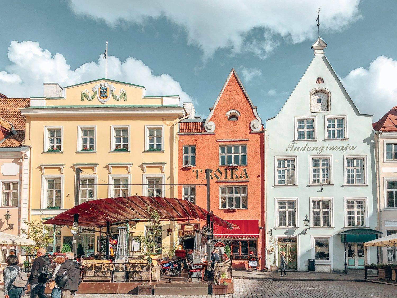 Tallinn, Estonia, Viking Cruise, Baltic Sea