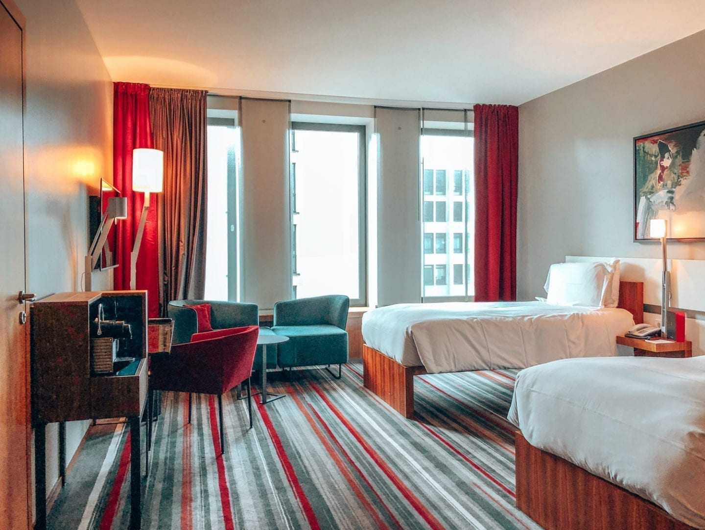 Sofitel Hotel Berlin, Germany, Viking Homelands Cruise on the Baltic Sea, Viking Star
