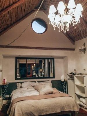 Amanzi Lodge, Harare, Zimbabwe, Seychelles Suite