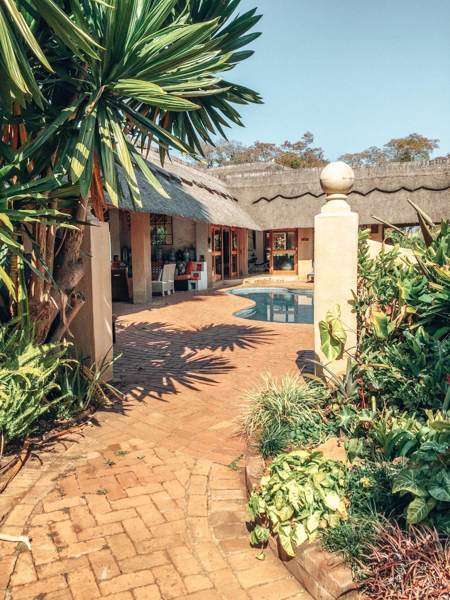 Amanzi Lodge, Harare Zimbabwe, Africa
