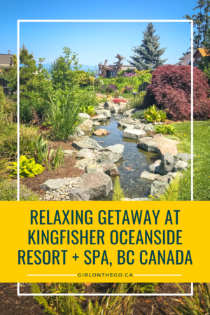 Pinterest Kingfisher Oceanside Resort and Spa, Courtenay, BC Pacific Mist Spa