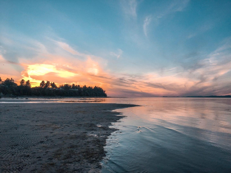 Parksville, BC Sunset