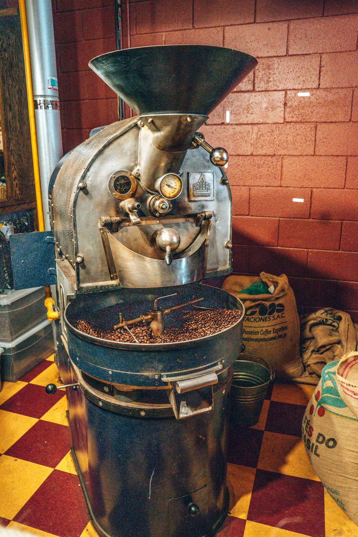 Madhatter Coffee, Medicine Hat, Alberta