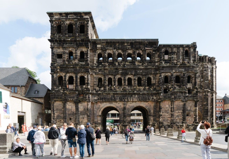 Porta Negra, Trier, Germany