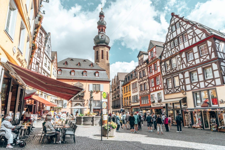 Scenic European River Cruise – Paris to Zurich
