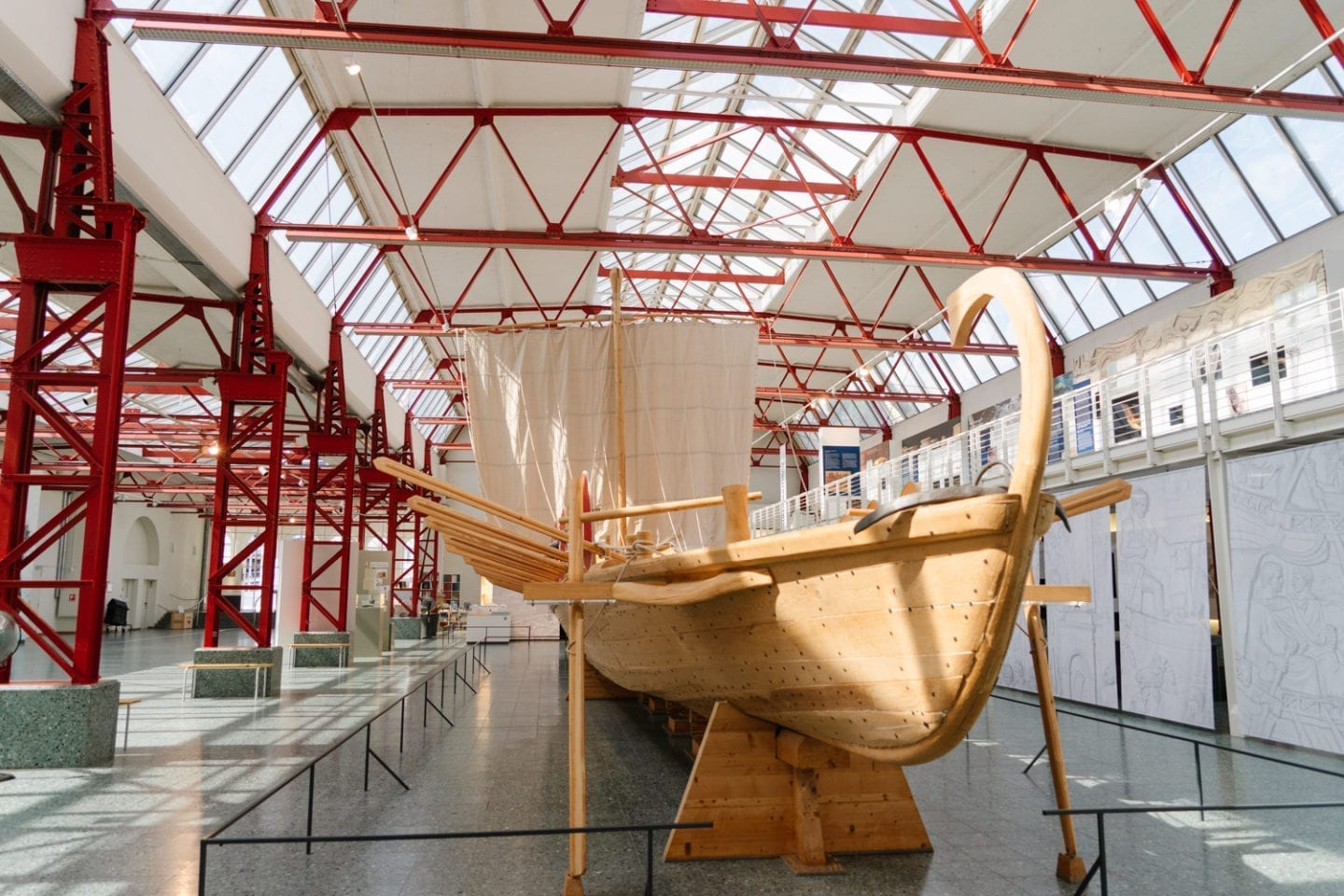 Museum of Ancient Seafaring, Mainz, Germany