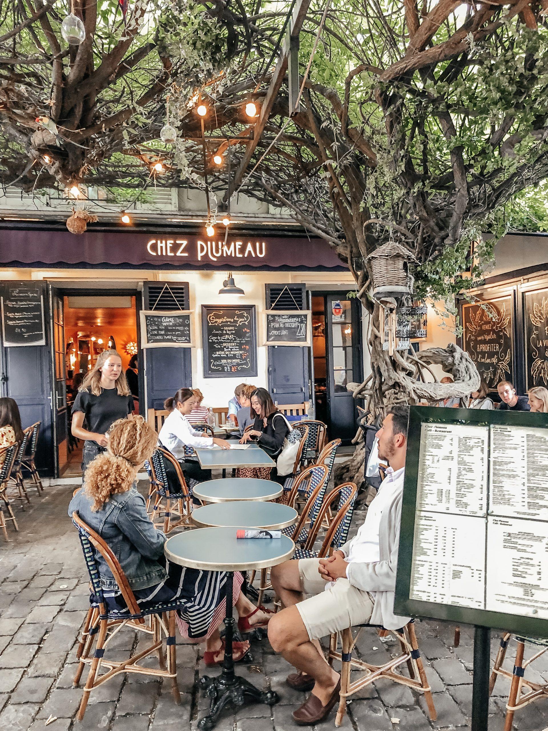 Paris, France Montmarte