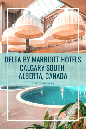 Delta by Marriott Hotels Calgary South - pinterest