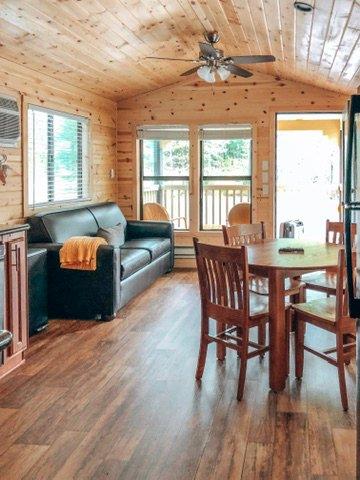 West Glacier RV Park & Cabins